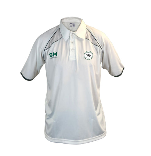 Thrumpton CC Playing Shirt (Long/Short Sleeve) - Senior