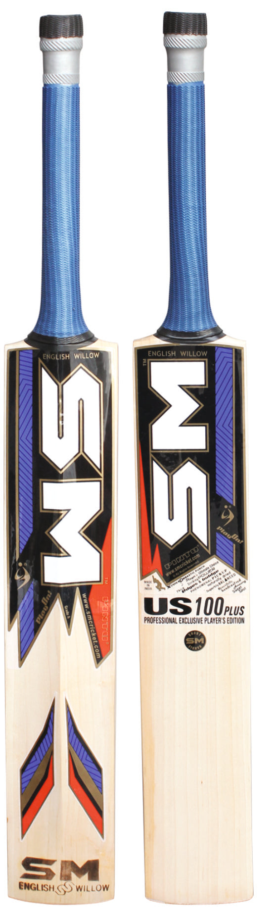 SM US 100 Plus Junior Bat