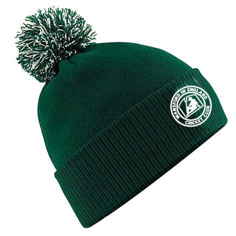 Wansford CC Bobble Hat