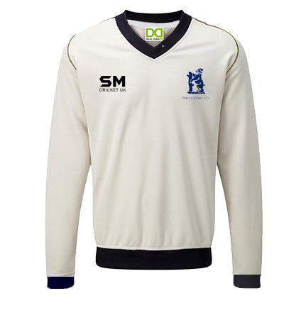 Warwickshire 50+ Playing Jumper (Long/Short Sleeve) - Senior