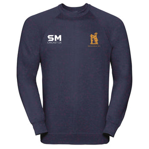 Warwickshire 50+ Training Sweatshirt - Senior