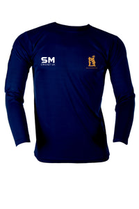 Warwickshire 50+ Training Shirt - Senior