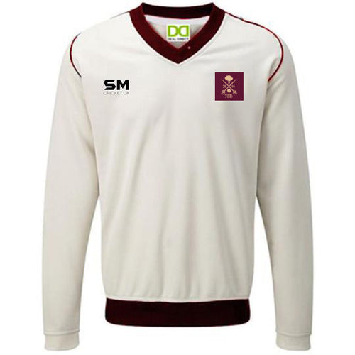 Welby Cavaliers CC Cricket Club Playing Jumper (Long/Short Sleeve)