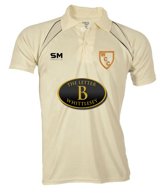 Whittlesey CC Playing Shirt (Long/Short Sleeve)