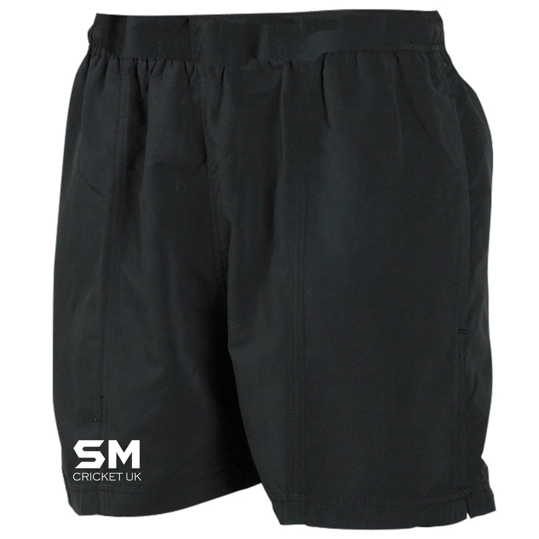 SM Women's Club Shorts - Black