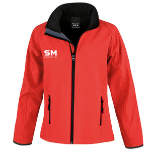 SM Women's Soft Shell Top