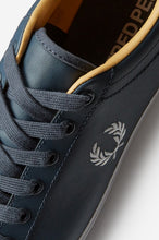Load image into Gallery viewer, Fred Perry Trainers - Baseline Leather - Black - B6158 - 102