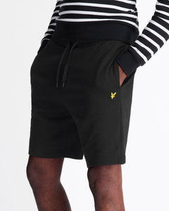 Lyle & Scott Jet Black Short - ML414VTR - Z865