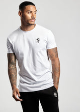 Load image into Gallery viewer, Gym King White Origin T-Shirt - SST-F21JS