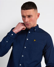 Load image into Gallery viewer, Lyle & Scott Indigo Long Sleeve Shirt - LW1215V - Z351 RRP £70
