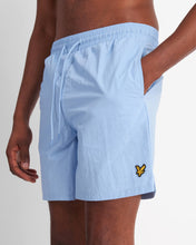 Load image into Gallery viewer, Lyle & Scotts Pool Blue Plain Swim Short - SH1204V - Z800