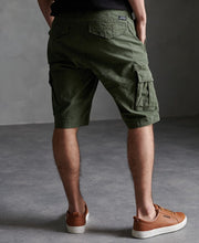Superdry Draft Olive Core Cargo Shorts - M7110015A - L1L