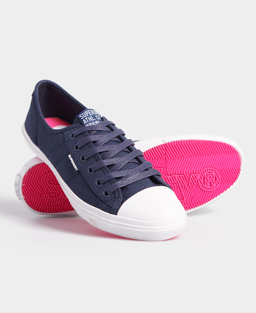 Superdry Low Pro Sneaker - Navy - GF1002NS