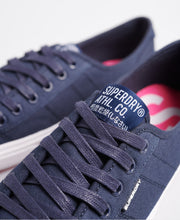 Load image into Gallery viewer, Superdry Low Pro Sneaker - Navy - GF1002NS