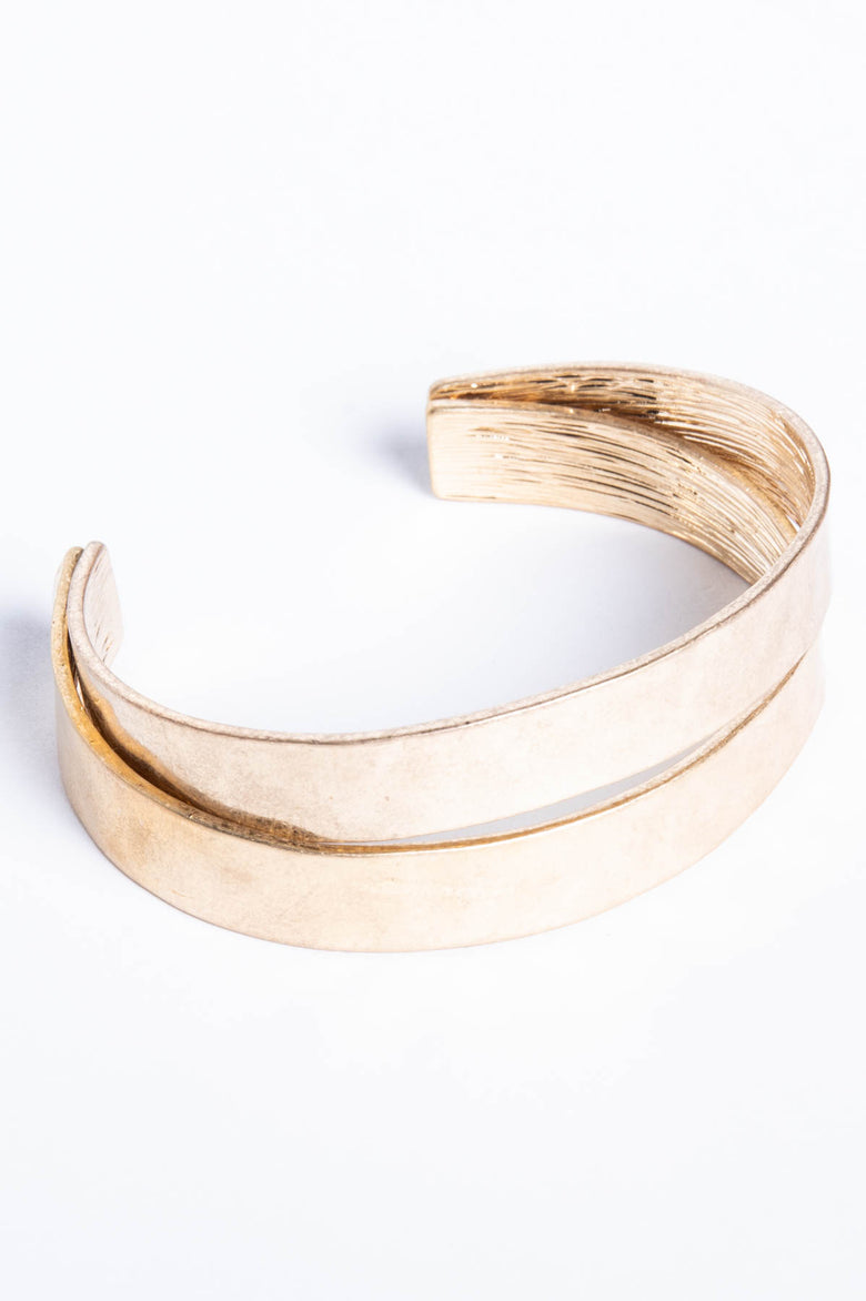 You're Golden Cuff Bracelet