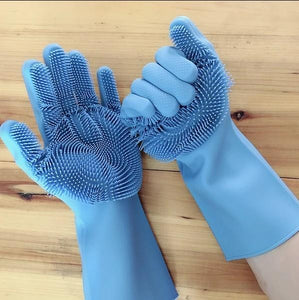 Anti-Viral Dishwashing Gloves