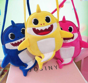 Baby Shark Bag Buddies