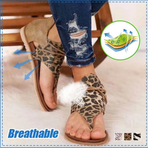 Tiger Arch Support Sandals