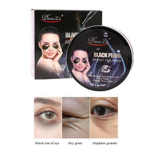 Black Pearl Eye Mask
