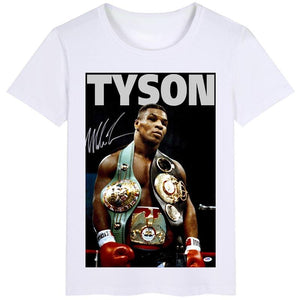 Mike Tyson - Champion - T Shirt