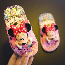Mickey and Minnie Kids Sandals