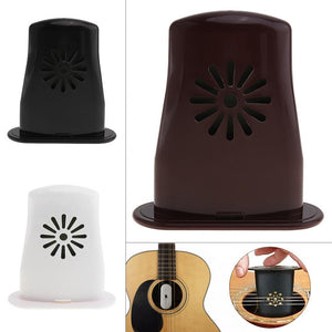 IRIN Acoustic Guitar Sound Holes Humidifier Moisture Reservoir Useful Accessories for Wooden Guitar