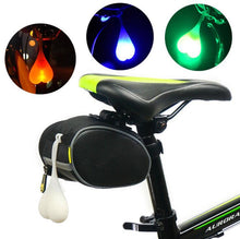 Bicycle Tail Light Balls Waterproof LED Warning Flashing Lamp