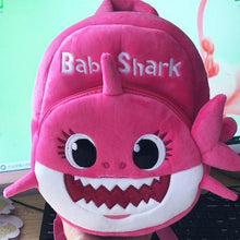 BabyShark Plush Backpacks