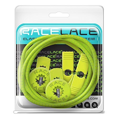 Neon Yellow Race Laces - Single Pack