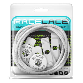 White Race Laces - Single Pack