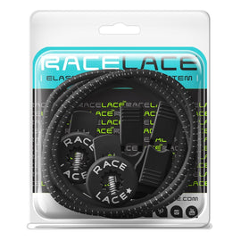 Black Race Laces - Single Pack