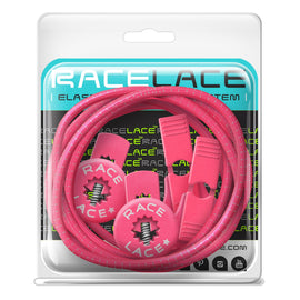 Pink Race Laces - Single Pack
