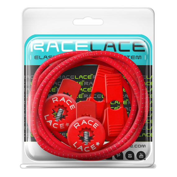 Red Race Laces - Single Pack