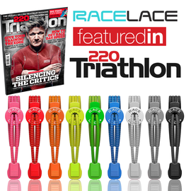 Pink Race Laces - Triple Pack