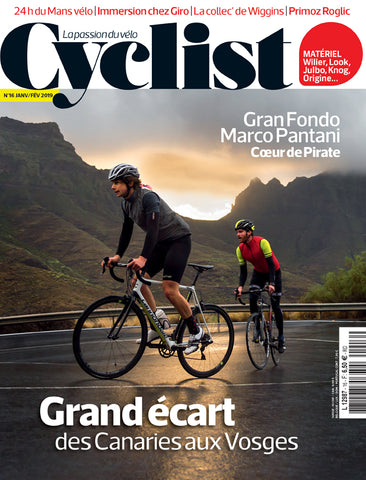 cycliste magazine labicycle