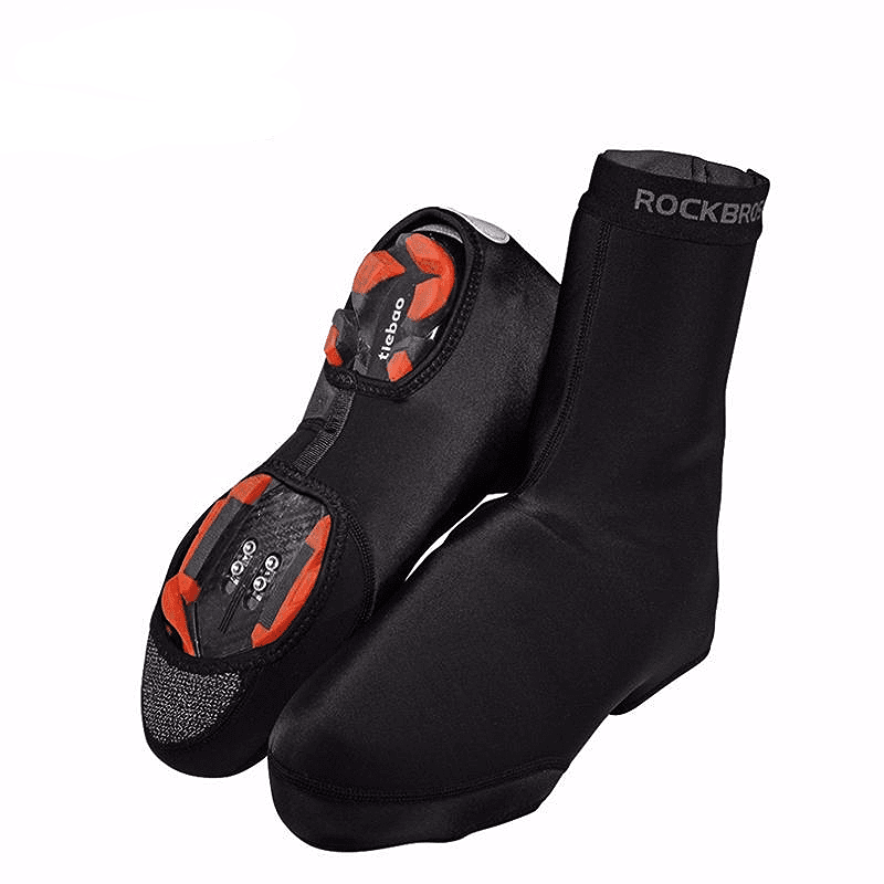 Couvre chaussures Cyclistes protection vélo
