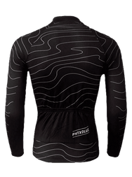 Ensemble long maillot + cuissard de cyclisme Mack black (123540373530)