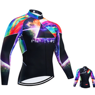 MAILLOT CYCLISTE HIVER PINK FLOYD (4252305784921)