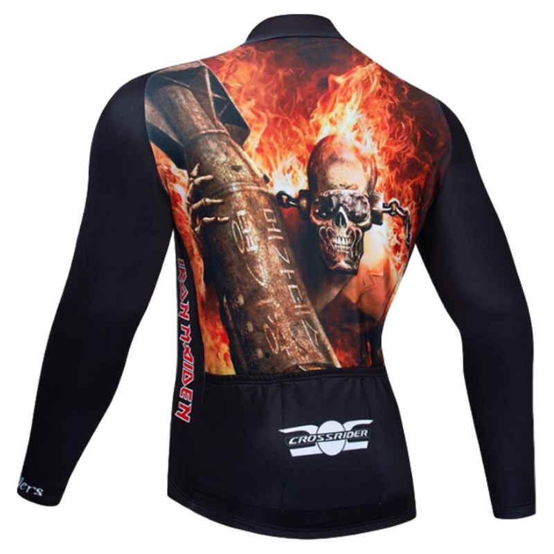 MAILLOT CYCLISTE HIVER HELLDRY (4251966341209)