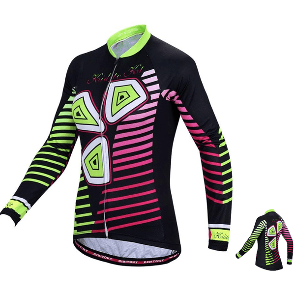 maillot cycliste hiver thermique femme Opus (1704798060633)
