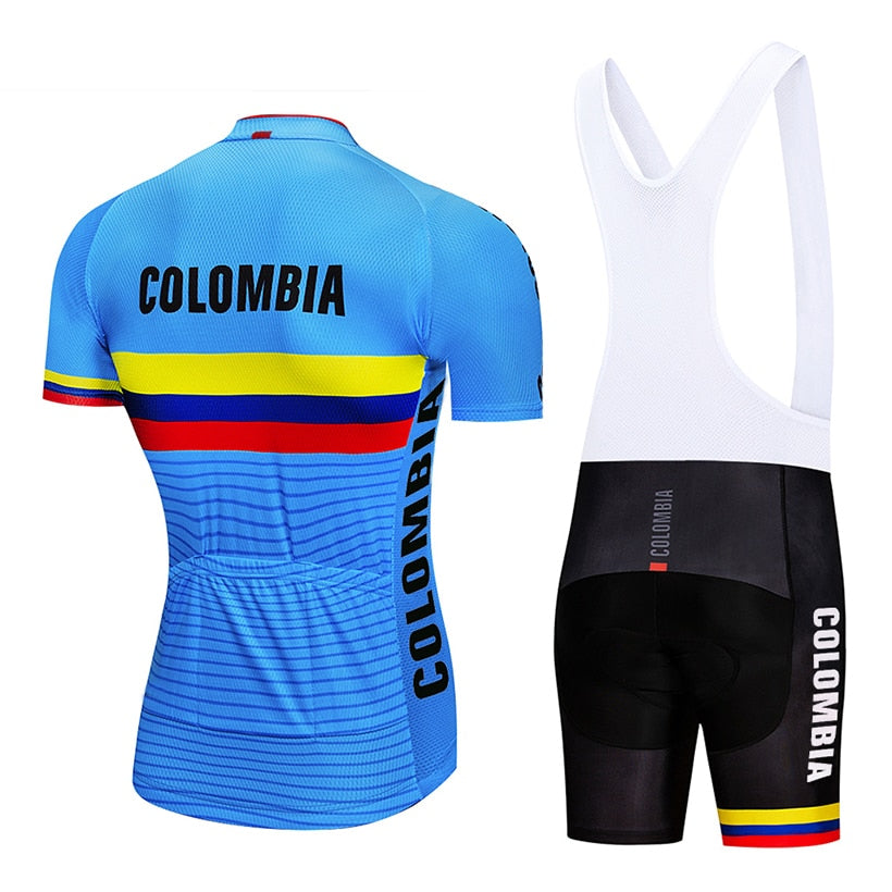 ENSEMBLE COURT MAILLOT + CUISSARD Colombie