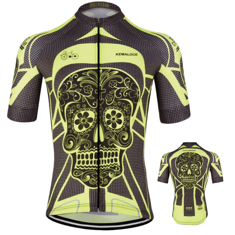 Maillot manches courtes de cyclisme Helly