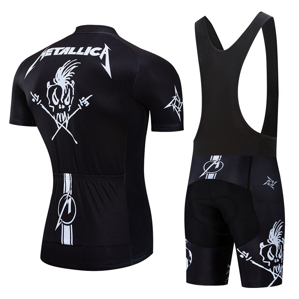 ENSEMBLE COURT MAILLOT + CUISSARD DE CYCLISME JAMES (2117292884057)