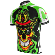 ENSEMBLE COURT MAILLOT + CUISSARD DE CYCLISME SKULLY (2062162198617)