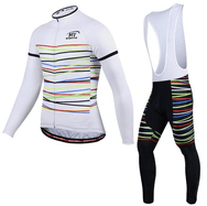 Ensembles maillots + cuissards thermique Hiver Ripple