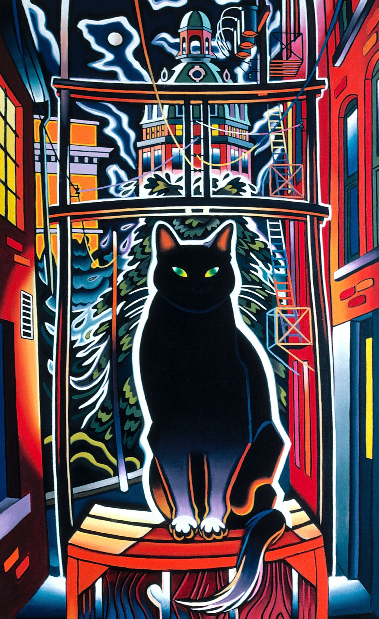 ALLEY-CAT, VANCOUVER
