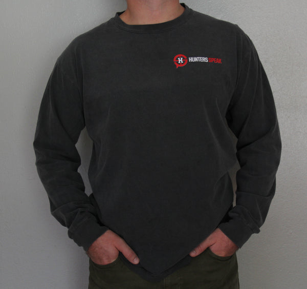 Hunters Speak Long Sleeve T-Shirt