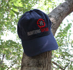 Hunters Speak Washed Navy Cap
