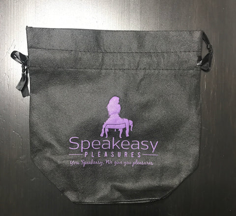 Speakeasy Toy Bag
