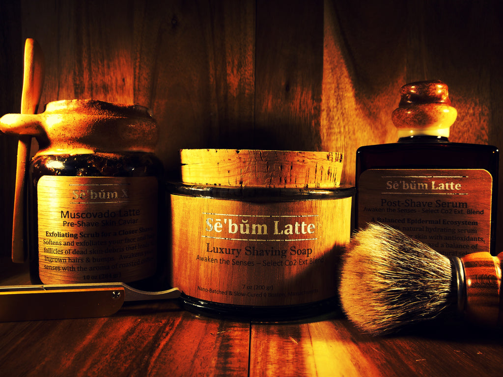 Sē'bŭm Latte Collection